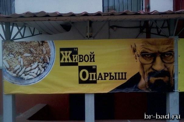 Живой Опарыш
