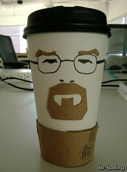 Кофе в шляпе