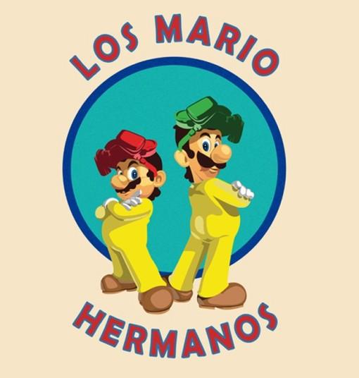 Bad Mario